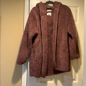 Pink Victoria's Secret open Cardigan